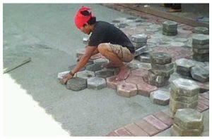 Jasa Paving Block